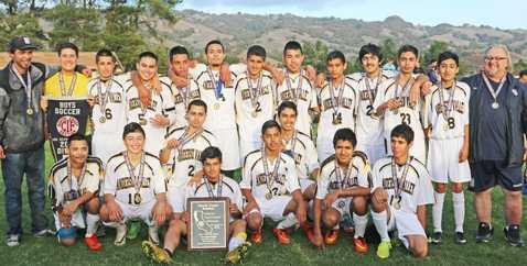AV Soccer Champs, 2014