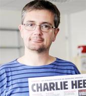 Murdered Charlie Hebdo Editor Stephane Charbonnier