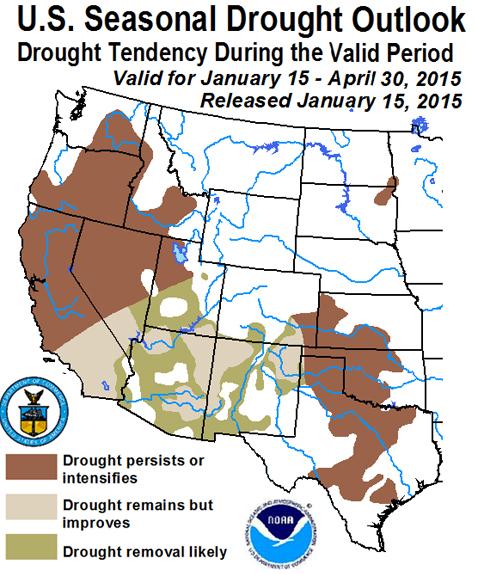 DroughtOutlook