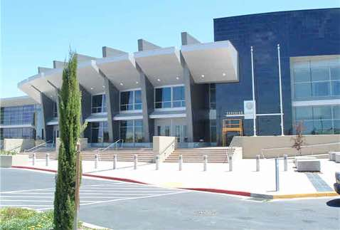 Placer County Justice Center