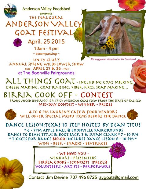 Goat Fest option 1
