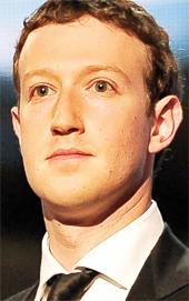 Mark Zuckerbnerg