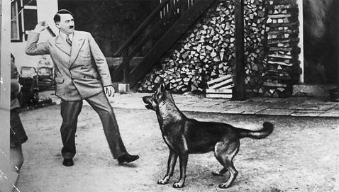 Hitler&Dog