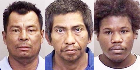 Gutierrez, Hernandez, Jackson
