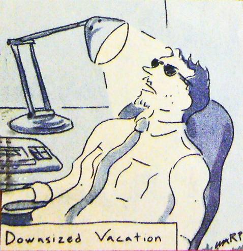 DownsizedVacation