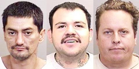 Ramos, Rodriguez, Saunders