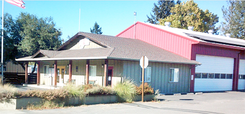 Boonville Firehouse