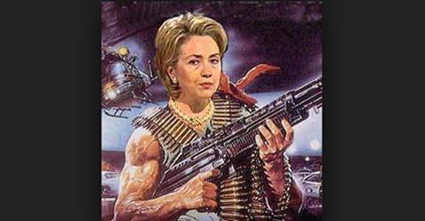 Hillary Rambo Clinton