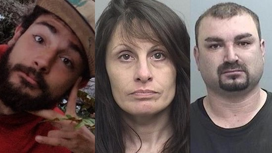 Gina Bean Turns Herself In, Then Posts Bail.