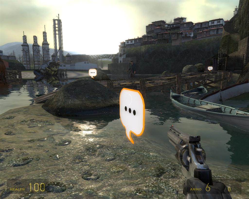 Half Life 2 The Lost Coast Review Pc The Average Gamer