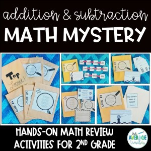 Addition and Subtraction with Regrouping Activities