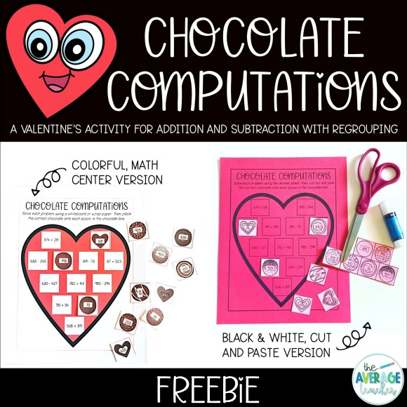 free valentines day activity