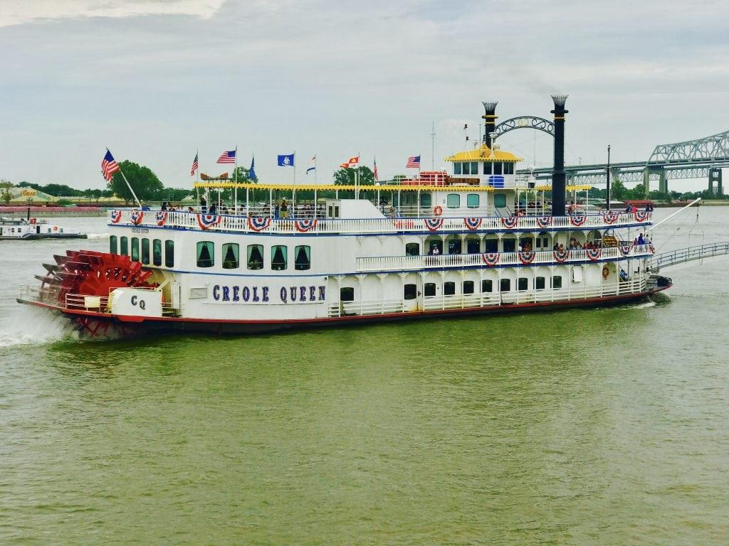 Creole Queen Dinner Jazz Cruise