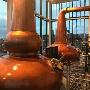 Clydeside Distillery Stills