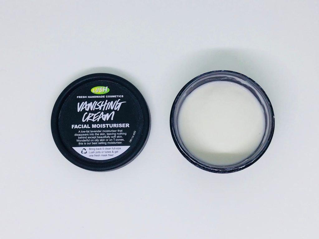 LUSH Vanishing Cream Facial Moisturiser