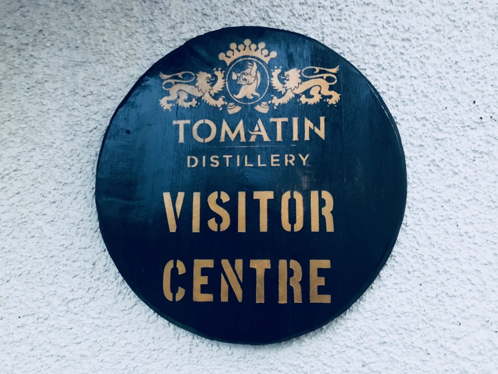 Tomatin Whisky Distillery Visitor Centre