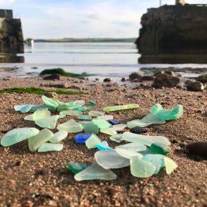 Sea Glass Finds