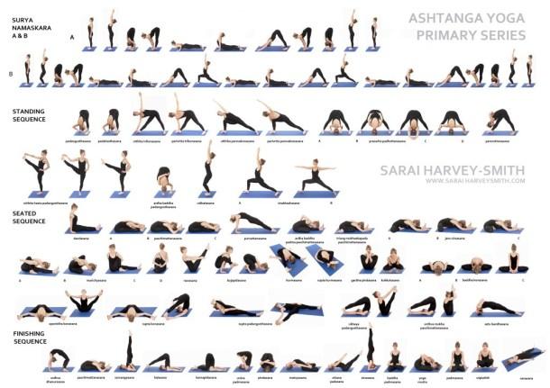 Yoga-exercises-series