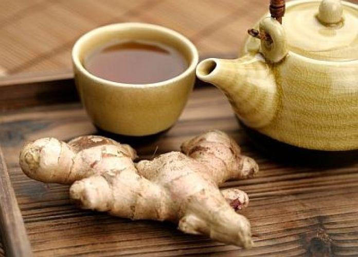 Ginger tea for health