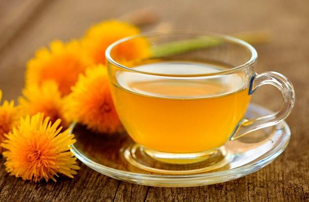 Herbal tea for good health