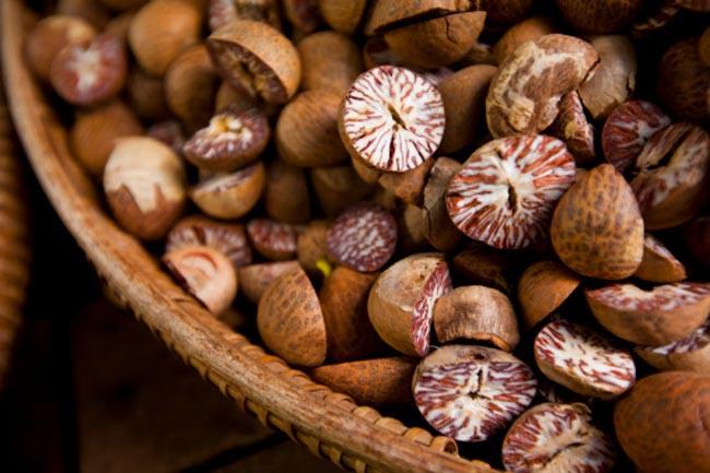 Betel-nuts