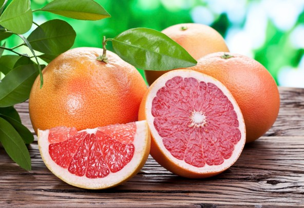 Grapefruit for healthy Liver