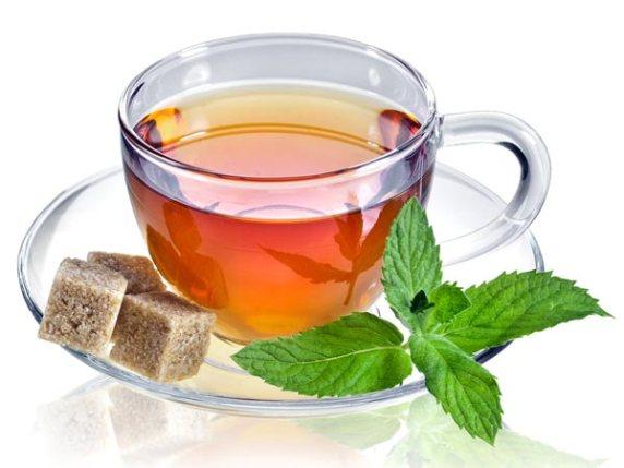 Herbal tea for obesity