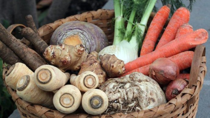 Roots and tubers for health