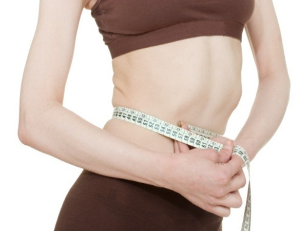 Underweight and thin body
