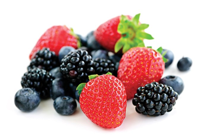 Berry fruits for Diabetes