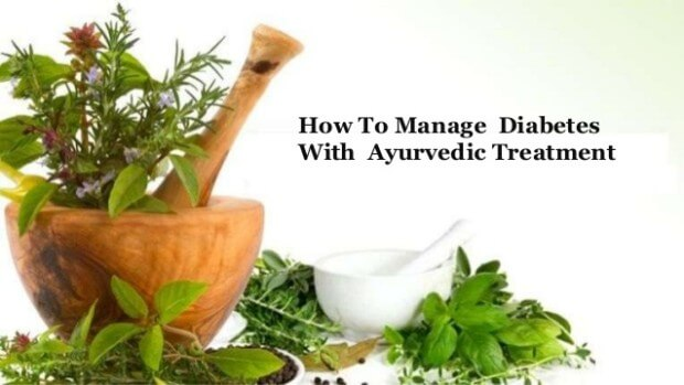 Manage Diabates with Ayurvedic treatment