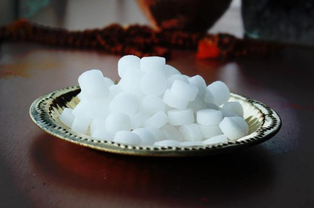 Tablets of Camphor