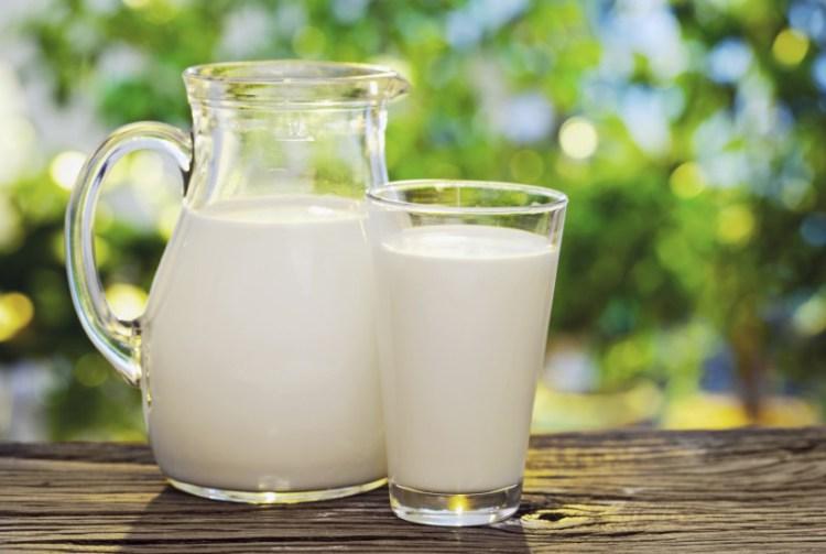Characteristics of milk