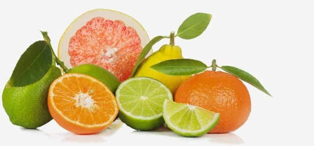 Vitamin C rich food