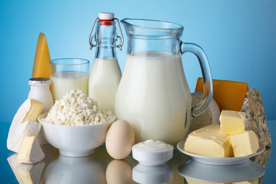 Dairy products in Ayurveda