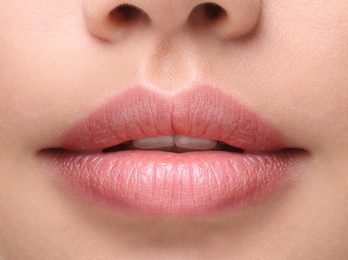 Soft and pink lips at home