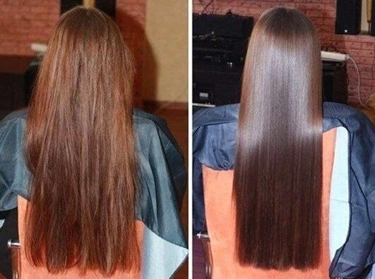 cider vinegar for hairs
