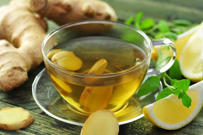 Herbal infusion for monsoons
