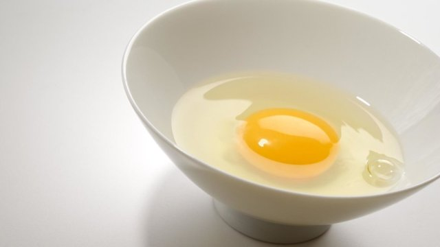 egg white for skin
