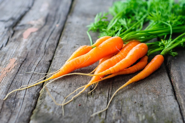 carrots for salad