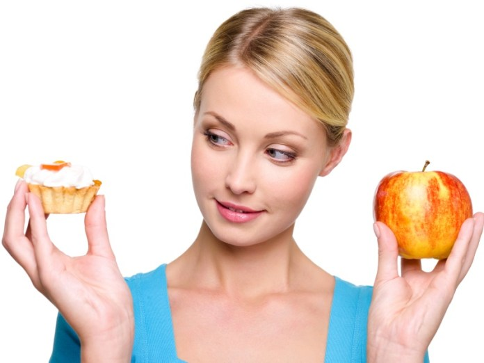 health vs taste