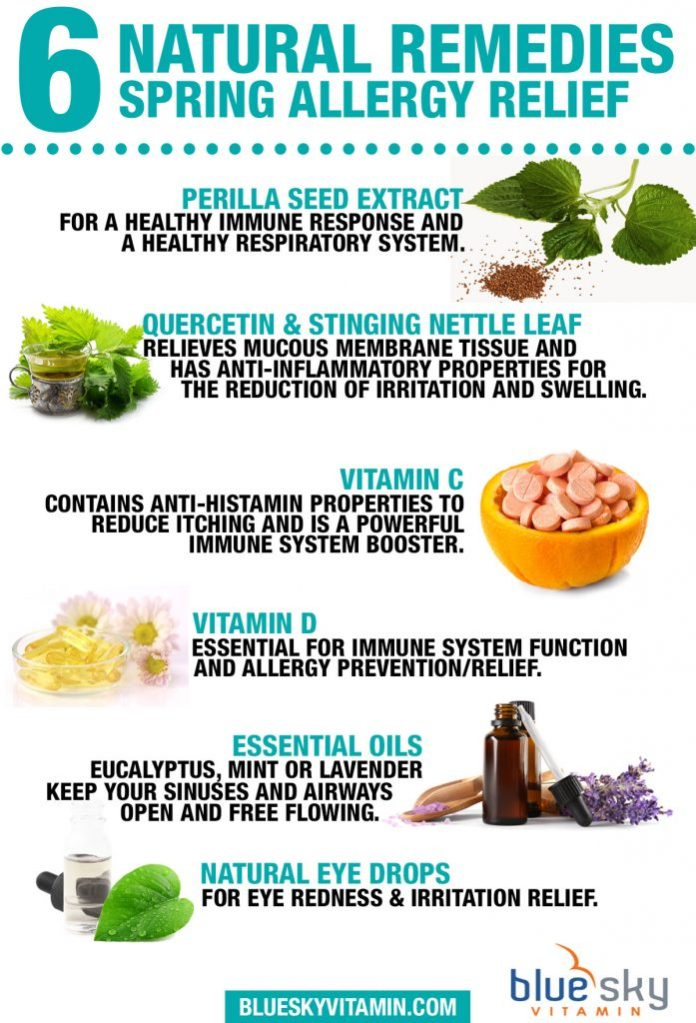 natural remedies for respiratory allergy