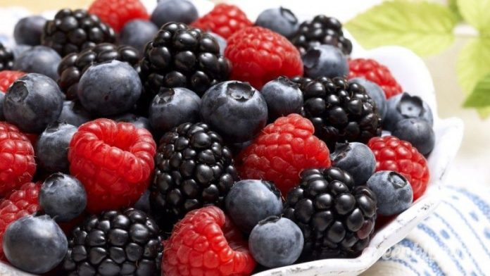 berries for your health