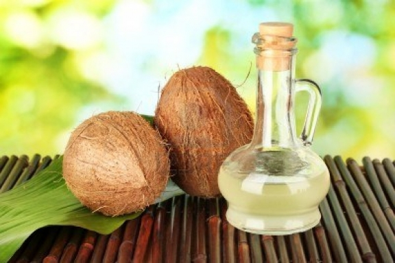 camphor oil with coconut oil