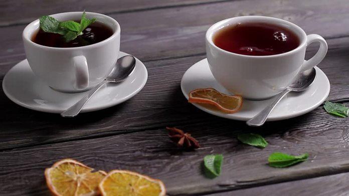 hot liquids for better health