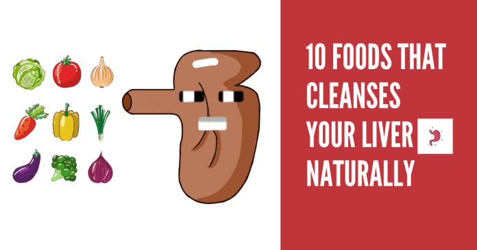 cleanses your liver naturally