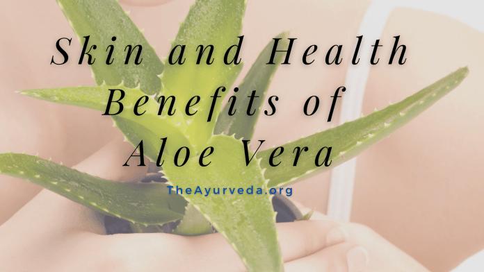 aloevera benefits