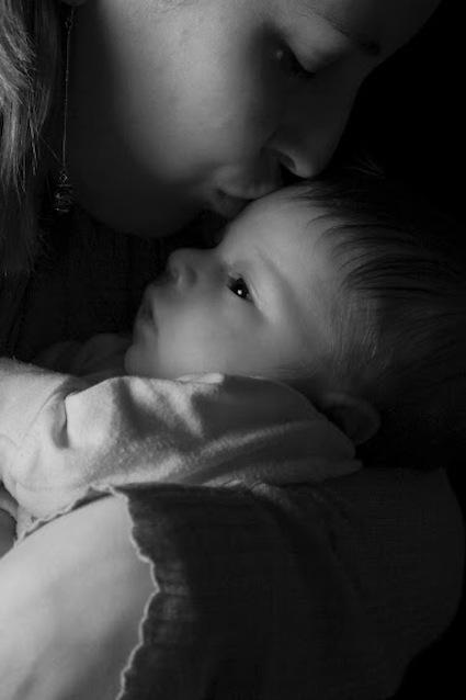 Ben + Mummy