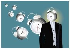 clocks man