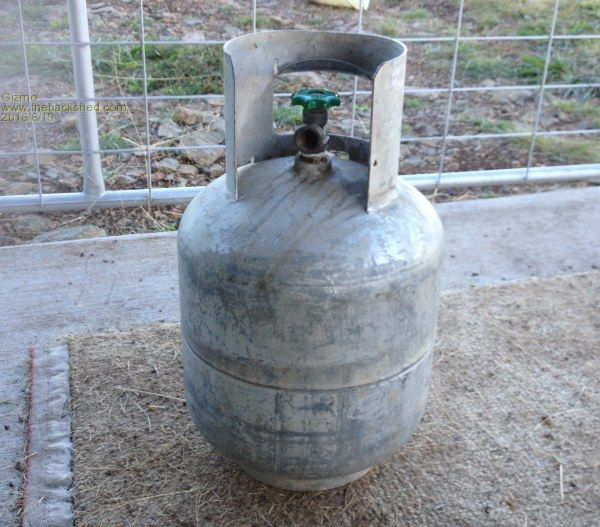 Pot Belly Stove And Cooker Recycled From An Old Gas Cylinder Face Cutecookers